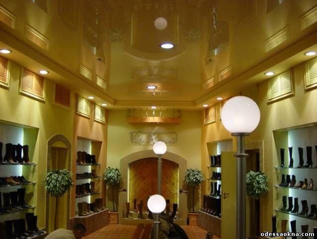 купить натяжные потолки Одесса